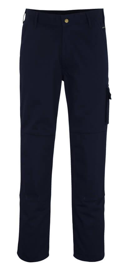 00279-430-01 Pantalones con bolsillos para rodilleras - azul marino