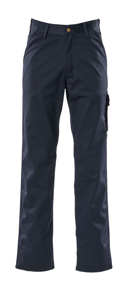00299-430-01 Pantalones con bolsillos de muslo - azul marino