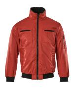 00516-620-02 Chaqueta de piloto - rojo