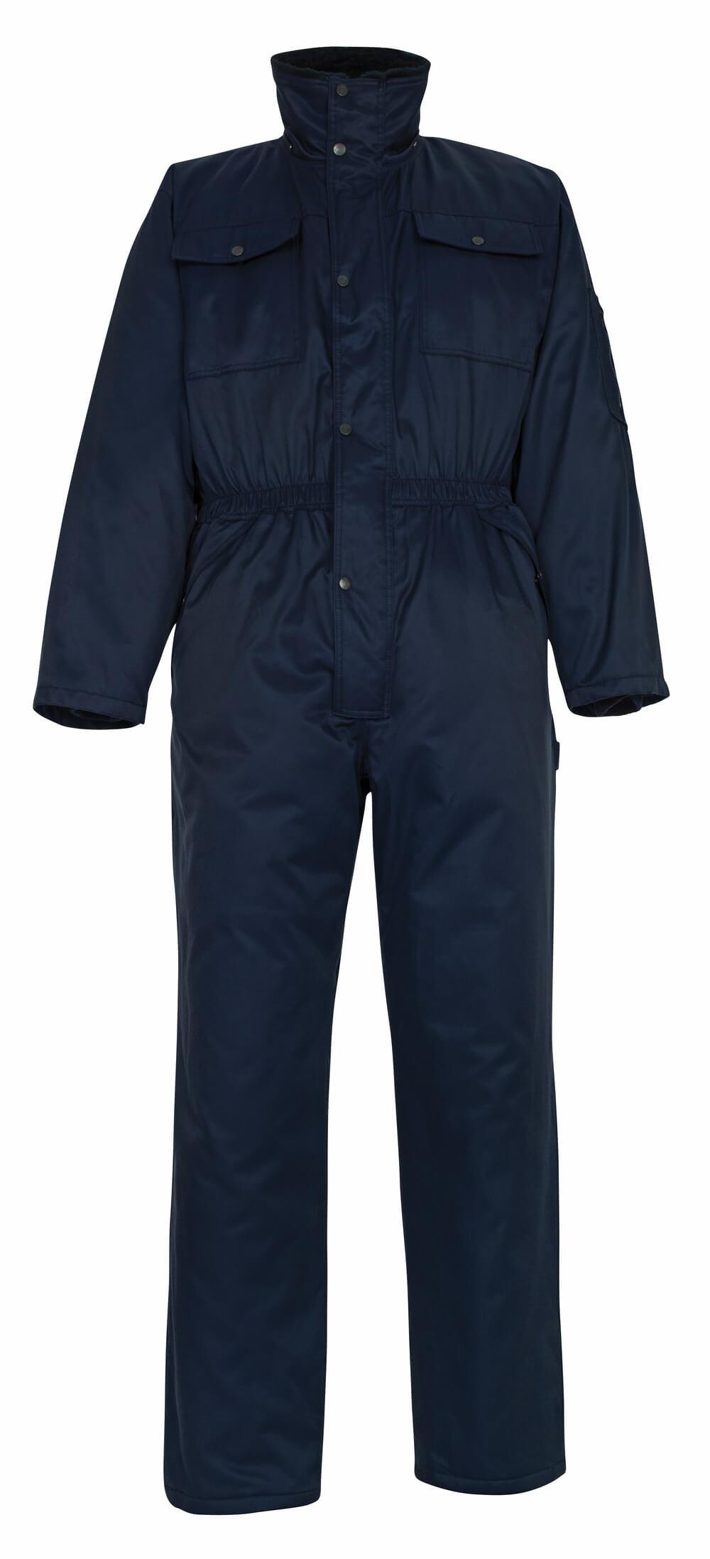 00517-620-01 Mono de invierno - azul marino