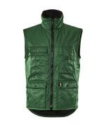 00554-620-03 Chaleco de invierno - verde