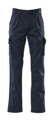 00773-430-01 Pantalones con bolsillos de muslo - azul marino