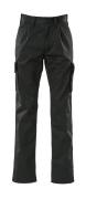 00773-430-09 Pantalones con bolsillos de muslo - negro