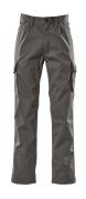 00773-430-888 Pantalones con bolsillos de muslo - antracita