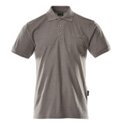 00783-260-888 Polo con bolsillo en el pecho - antracita