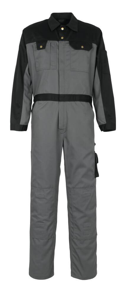 00919-430-8889 Mono con bolsillos para rodilleras - antracita/negro