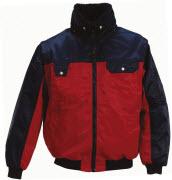 00920-620-21 Chaqueta de piloto - rojo/azul marino