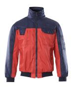 00922-620-21 Chaqueta de piloto - rojo/azul marino