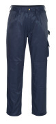 00979-620-01 Pantalones con bolsillos para rodilleras - azul marino
