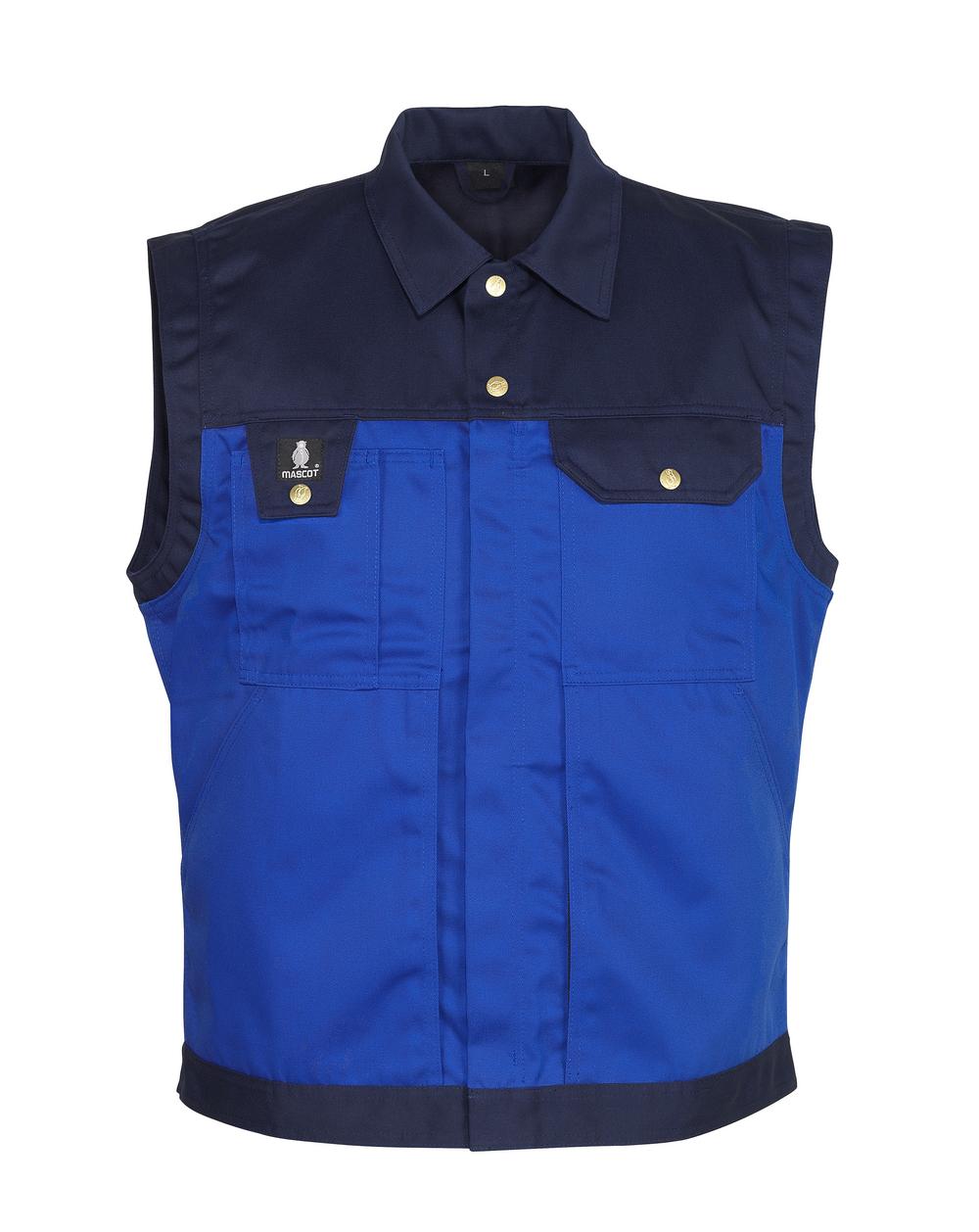 00990-430-1101 Chaleco - azul real/azul marino