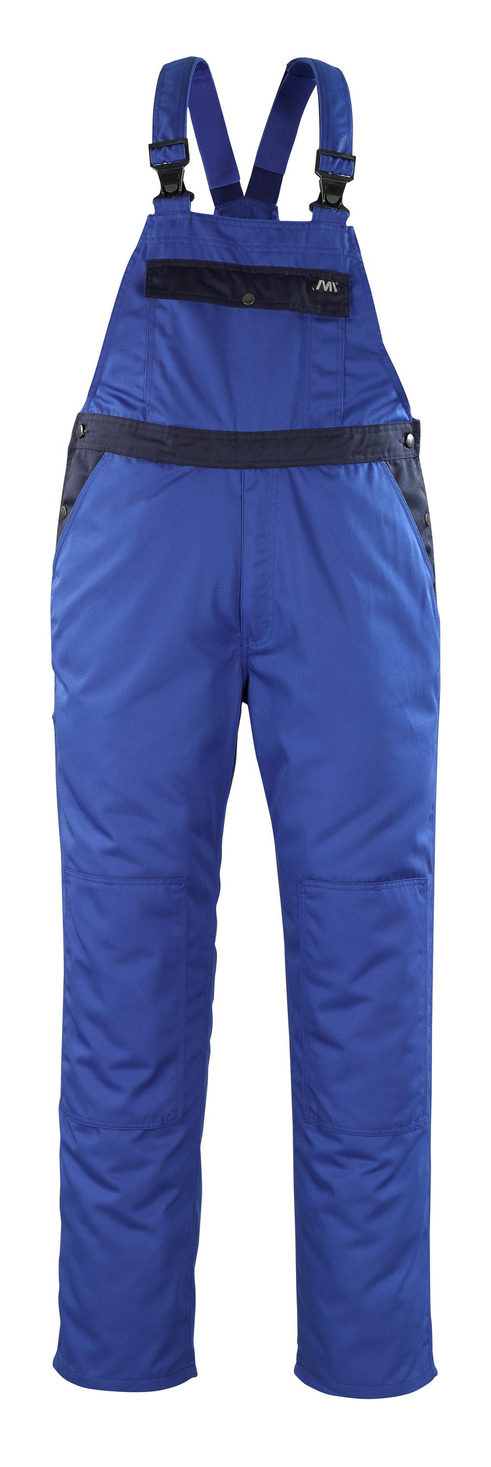 04569-800-1101 Peto con bolsillos para rodilleras - azul real/azul marino