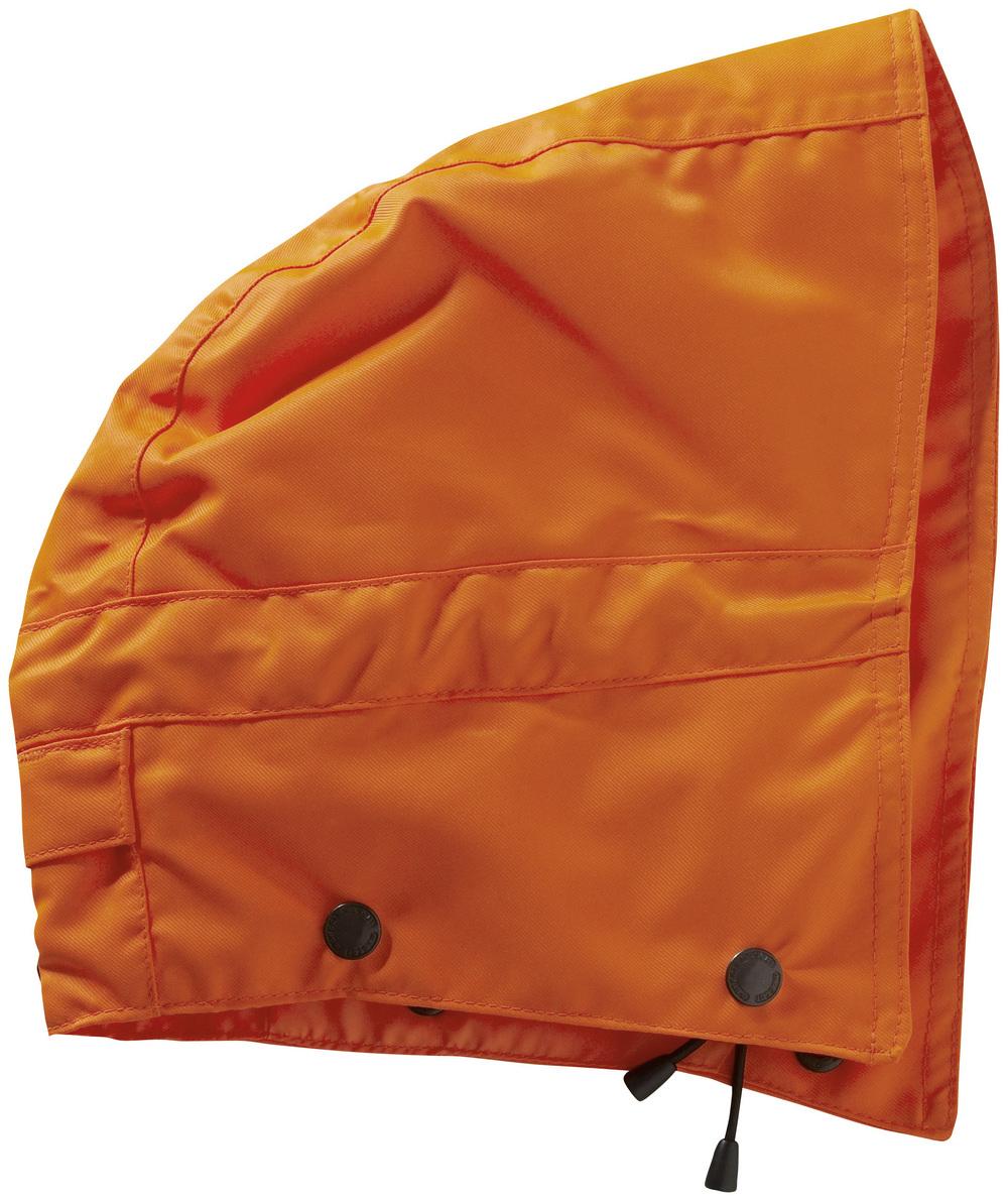 05114-880-14 Capucha - naranja de alta vis.