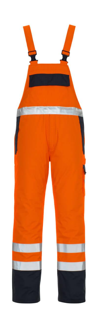 05192-064-141 Peto - naranja de alta vis./azul marino