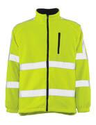 05242-125-17 Chaqueta polar - amarillo de alta vis.