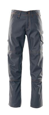 05279-010-010 Pantalones con bolsillos de muslo - azul marino oscuro