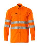 06004-136-14 Camisa - naranja de alta vis.