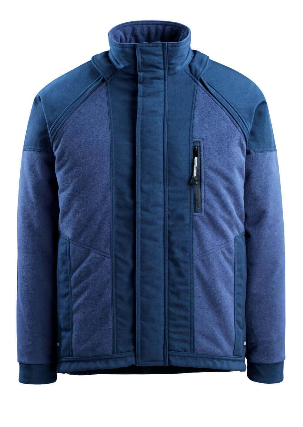 06142-147-01 Chaqueta polar - azul marino