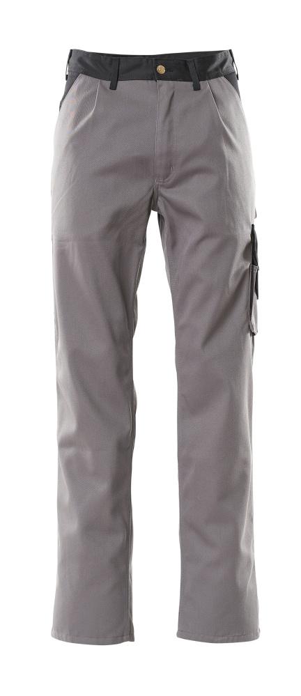 06279-430-8889 Pantalones con bolsillos de muslo - antracita/negro