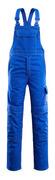 06669-135-11 Peto con bolsillos para rodilleras - azul real