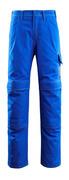 06679-135-11 Pantalones con bolsillos para rodilleras - azul real