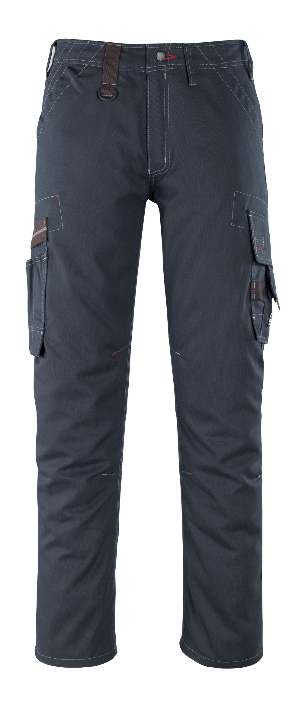 07279-154-010 Pantalones con bolsillos de muslo - azul marino oscuro