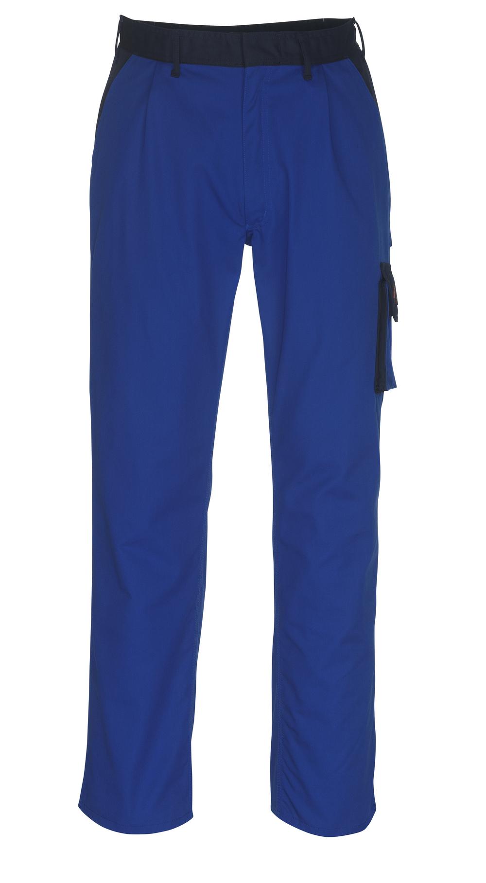 08779-442-1101 Pantalones con bolsillos de muslo - azul real/azul marino