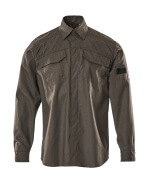 09004-142-18 Camisa - antracita oscuro