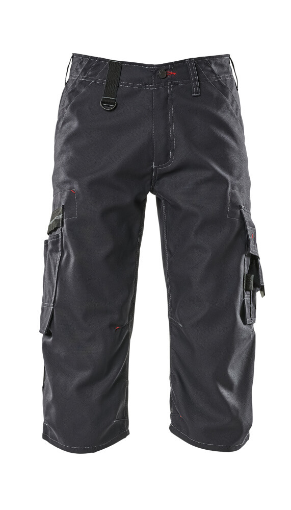 09249-154-010 Pantalones con longitud de ¾ - azul marino oscuro
