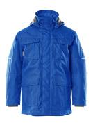10010-194-11 Chaqueta parka - azul real