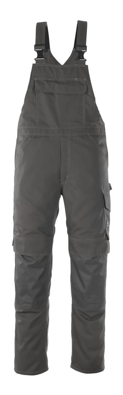 10169-154-010 Peto con bolsillos para rodilleras - azul marino oscuro