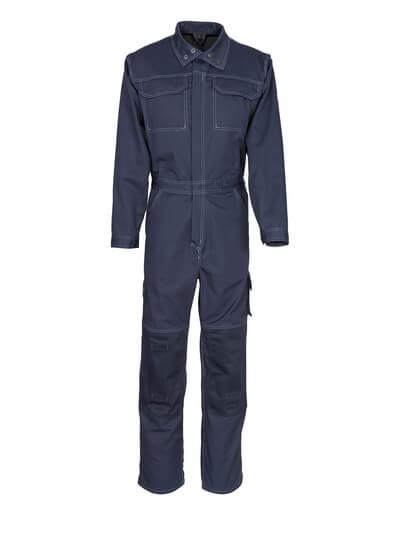 10519-442-010 Mono con bolsillos para rodilleras - azul marino oscuro