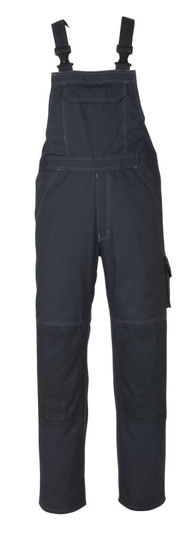 10569-442-010 Peto con bolsillos para rodilleras - azul marino oscuro