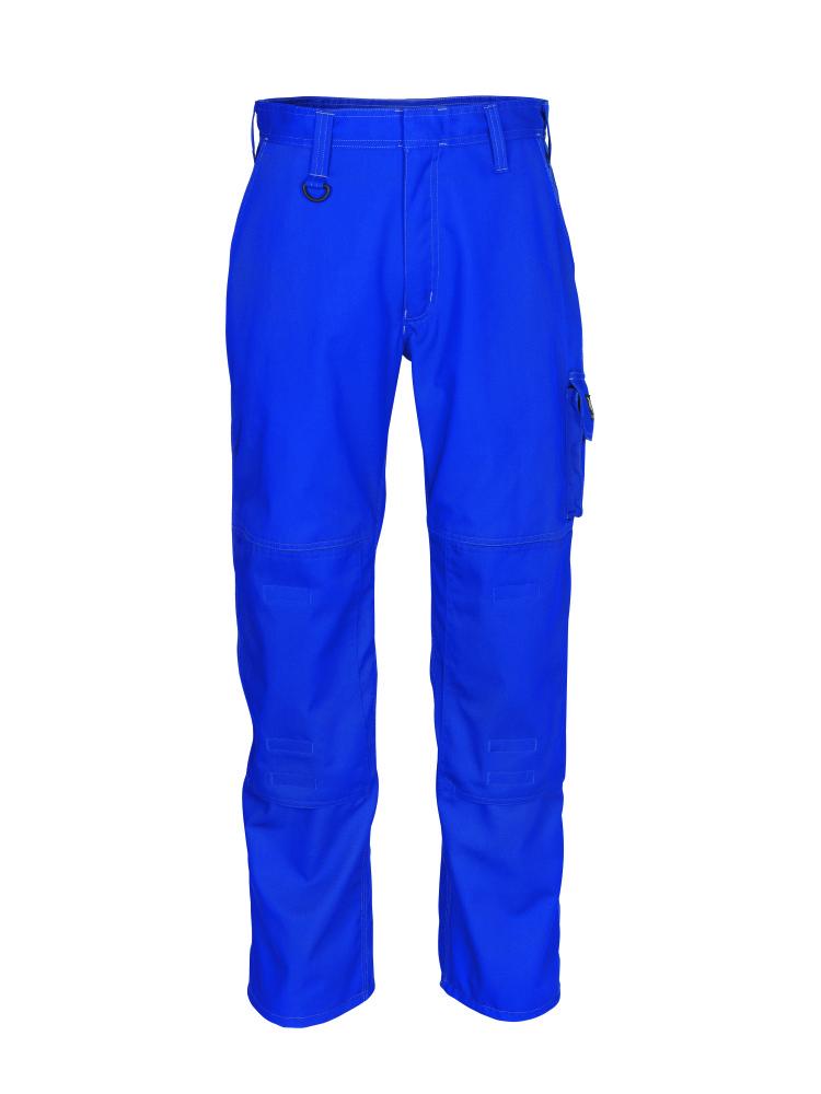 10579-442-11 Pantalones con bolsillos para rodilleras - azul real