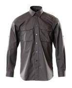 12004-530-18 Camisa - antracita oscuro