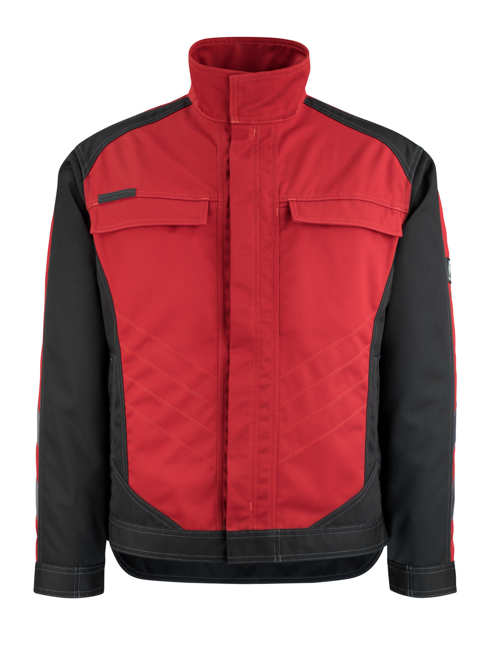 12009-203-0209 Chaqueta - rojo/negro