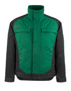 12009-203-0309 Chaqueta - verde/negro
