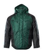 12035-211-0309 Chaqueta de invierno - verde/negro