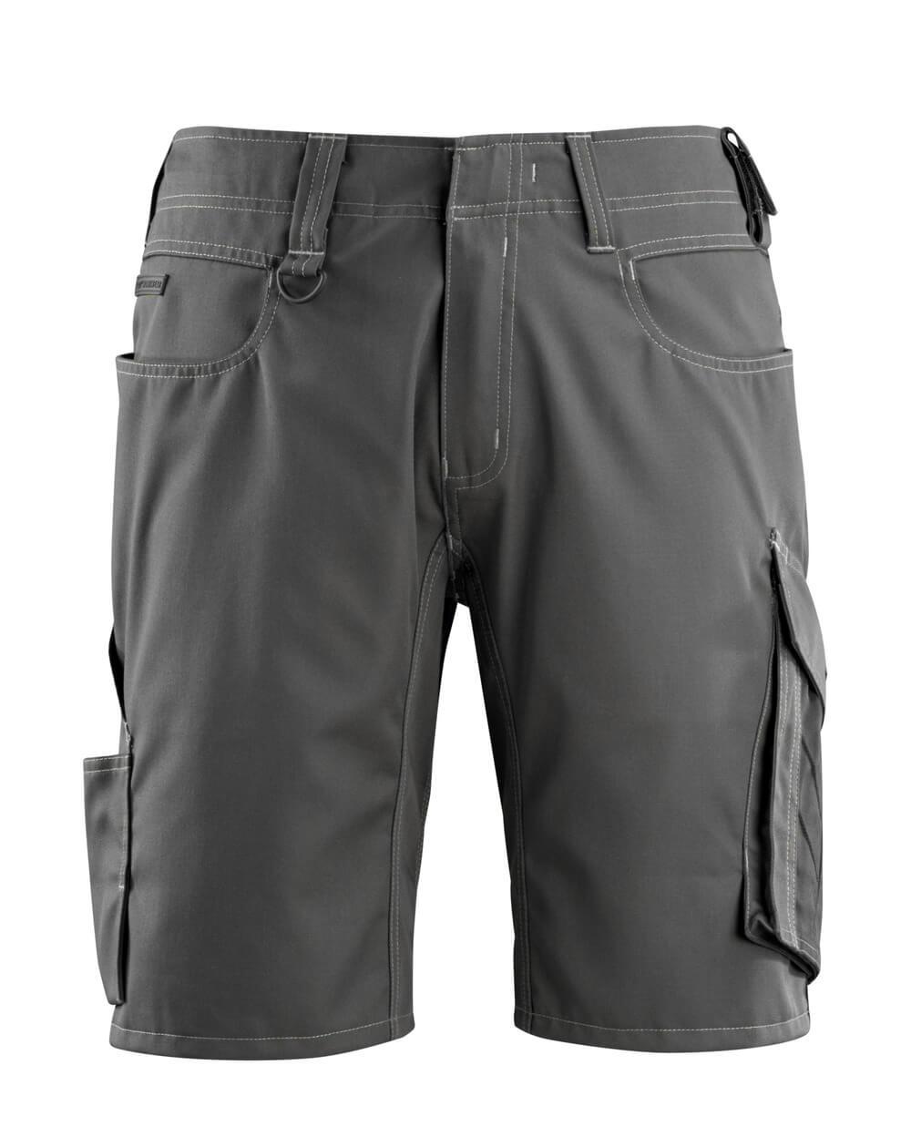 12049-442-1809 Pantalones cortos - antracita oscuro/negro