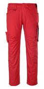 12079-203-0918 Pantalones con bolsillos de muslo - negro/antracita oscuro