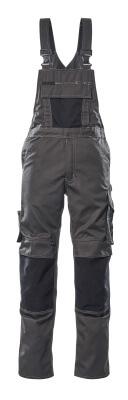 12169-442-1809 Peto con bolsillos para rodilleras - antracita oscuro/negro
