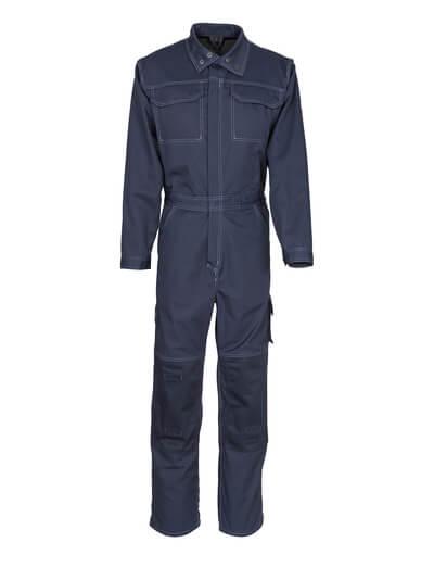 12311-630-010 Mono con bolsillos para rodilleras - azul marino oscuro