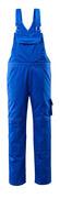 12362-630-11 Peto con bolsillos para rodilleras - azul real