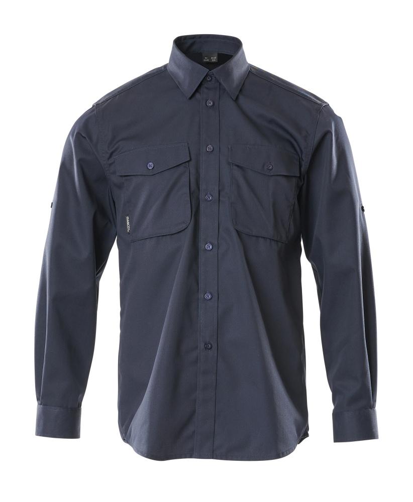 13004-230-010 Camisa - azul marino oscuro