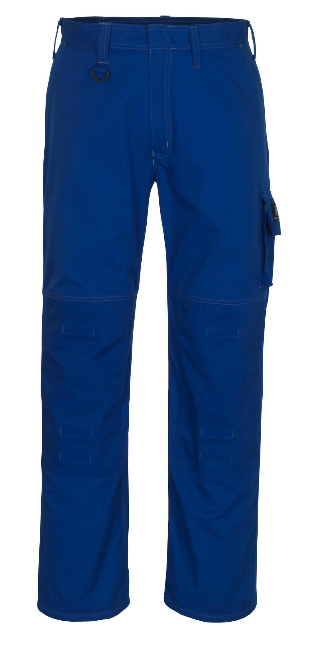 13179-430-11 Pantalones con bolsillos para rodilleras - azul real