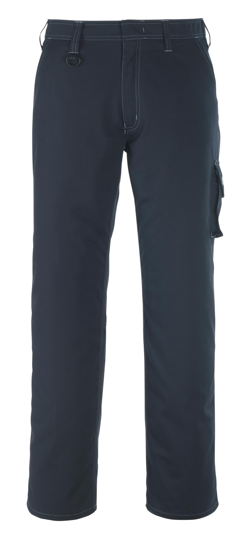 13579-442-010 Pantalones con bolsillos de muslo - azul marino oscuro