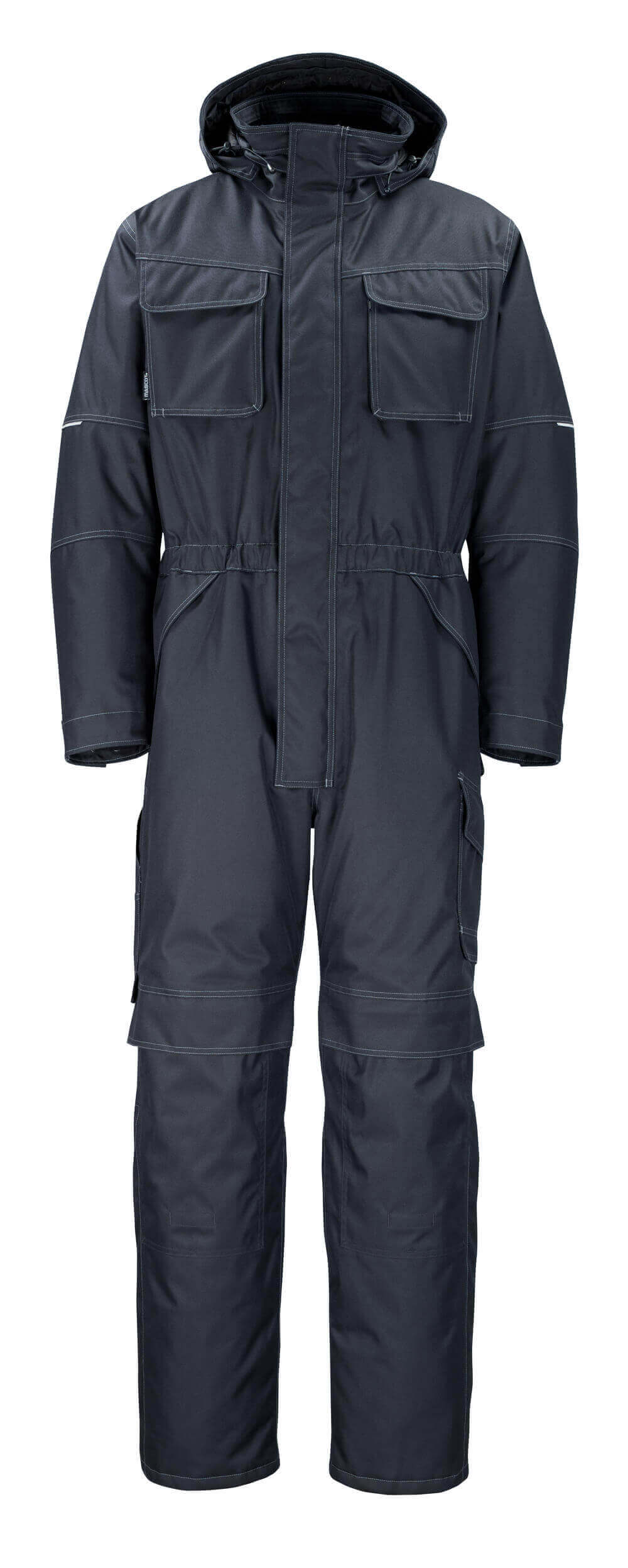 14119-194-010 Mono de invierno - azul marino oscuro