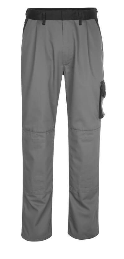 14179-442-8889 Pantalones con bolsillos para rodilleras - antracita/negro