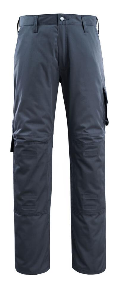 14379-850-010 Pantalones con bolsillos para rodilleras - azul marino oscuro