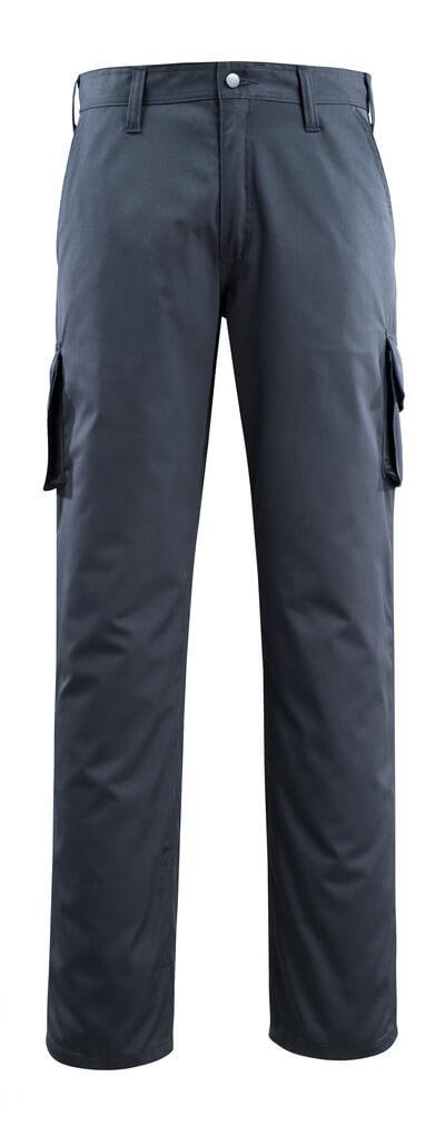 14779-850-010 Pantalones con bolsillos de muslo - azul marino oscuro