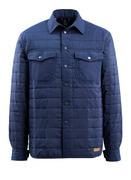 15304-097-01 Camisa con forro - azul marino